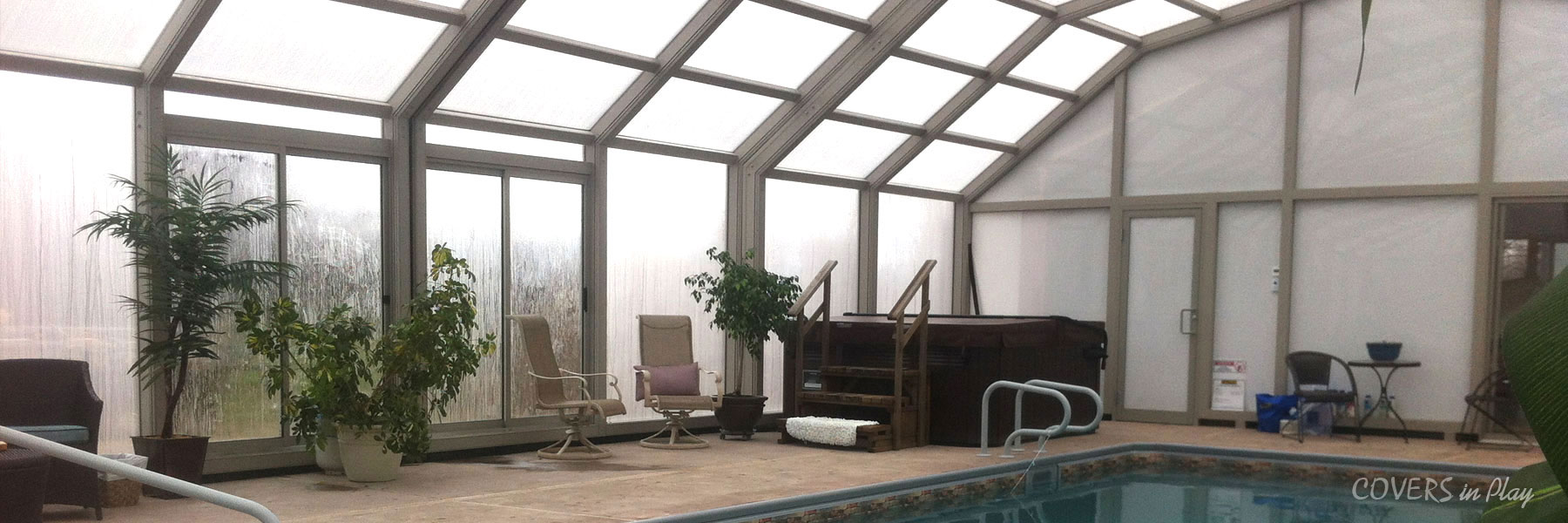 Hot Tub Enclosure