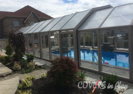 Brampton Ontario Pool Enclosure
