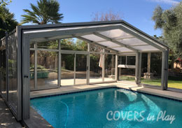 Mesa Arizona Pool Enclosure