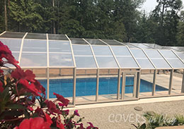 Mission British Columbia Pool Enclosure