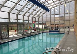 Mississauga Ontario Fixed Pool Enclosures