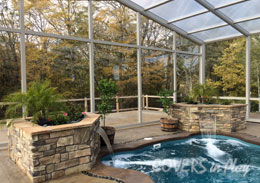 Pool Enclosure Des Moines Iowa