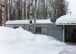 Pool Enclosure Valleyview Alberta