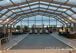 Retractable Pool Enclosure Moose Jaw Alberta