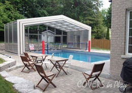 Whitby Ontario Pool Enclosures