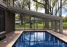 Windsor Ontario Pool Enclosure