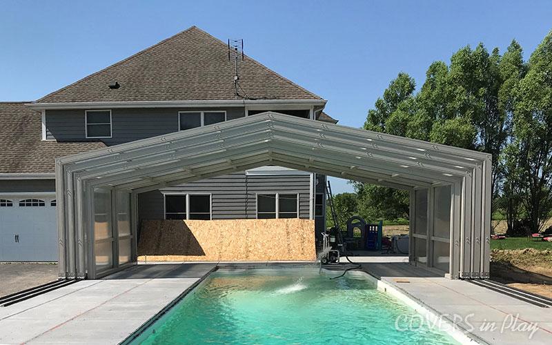 Genoa Wisconsin Indoor Outdoor Pool Enclosure9
