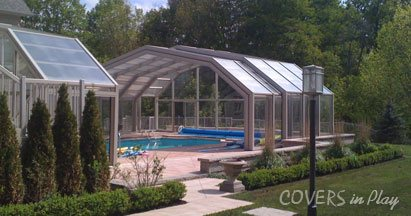 Outdoor Pool Enclosure